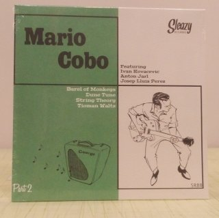 Mario Cobo/Barel Of Monkeys 7inch