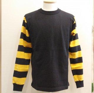 Heavy Border Sleeve L/S T-shirts