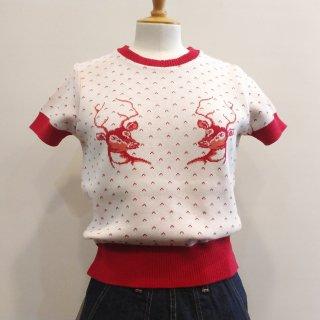 Summer Knit Deer