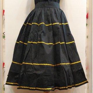 Black Gypsy Bettie Skirt