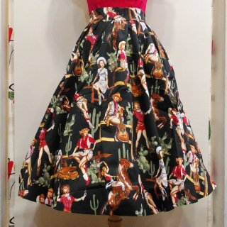 Yee Haa Bettie Skirt