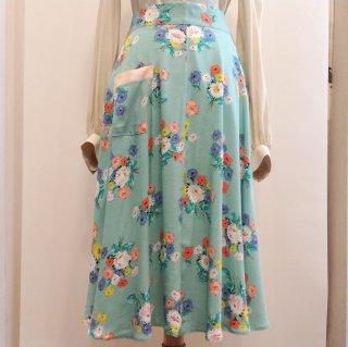 40s Swing Dance Skirt