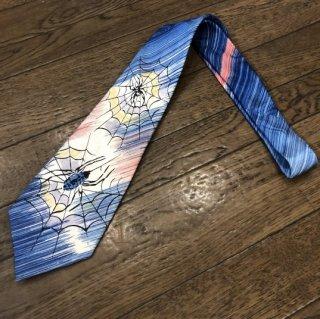 Vintage 1940's Style Atomic Spider Tie