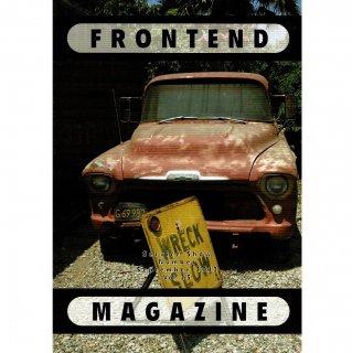 FRONTEND MAGAZINE Vol.25