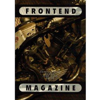 FRONTEND MAGAZINE Vol.28