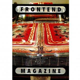 FRONTEND MAGAZINE Vol.31