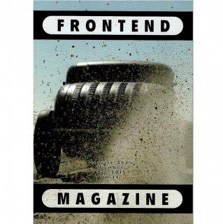 FRONTEND MAGAZINE Vol.34