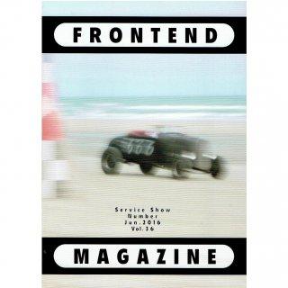 FRONTEND MAGAZINE Vol.36