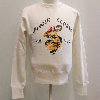 Sweat T-shirt Jungle Boogie