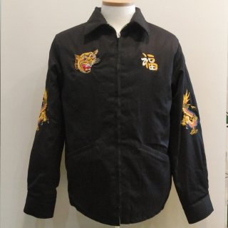 <img class='new_mark_img1' src='https://img.shop-pro.jp/img/new/icons20.gif' style='border:none;display:inline;margin:0px;padding:0px;width:auto;' />1960s Style Reversible Vietnam Jacket VETNAM MAP × DRAGON