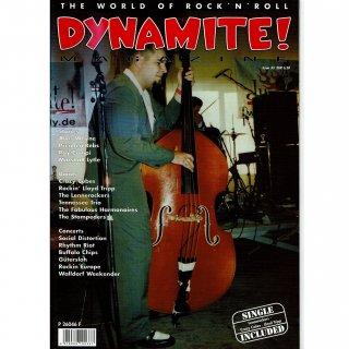 Dynamite Vol.33 7inch付き