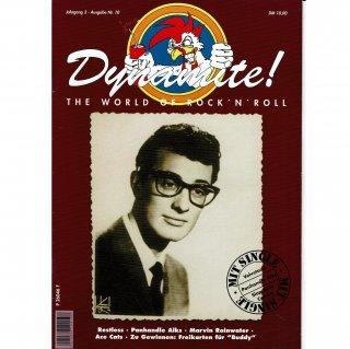 Dynamite Vol.10 7inch付き