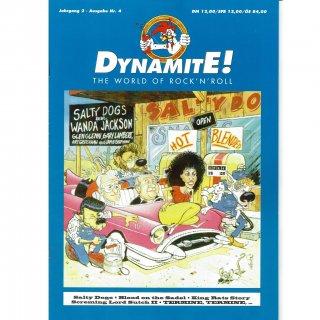 Dynamite Vol.4 7inch付き