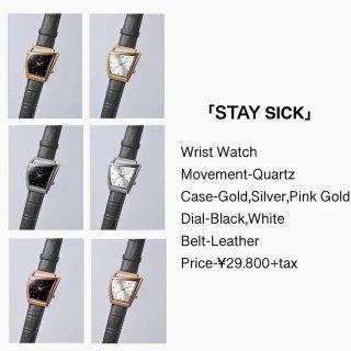 STAY SICK   Flight � Wristwatch