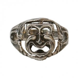 2 Face Mystery Ring