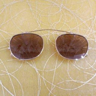 James Dean 1950's Vintage Style Clip On Sun Glasses