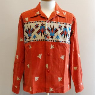 "Style Eyes Corduroy Shirt ""Thunder Bird"""
