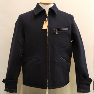 30oz. WOOL MELTON SPORTS JACKET