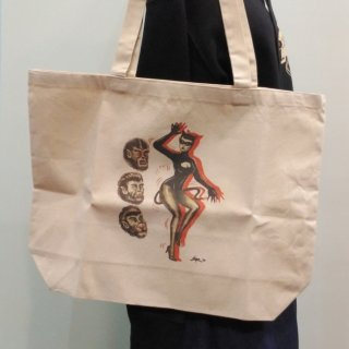 CATWOMAN Halloween Tote Bag Art by Naoya