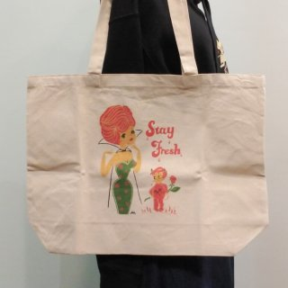 Stay Fresh Halloween Tote Bag