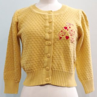 Kissing Fish Cardigan