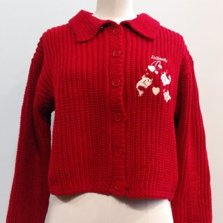 <img class='new_mark_img1' src='https://img.shop-pro.jp/img/new/icons6.gif' style='border:none;display:inline;margin:0px;padding:0px;width:auto;' />Kissing Fish Knit Sweater