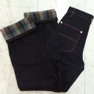 <img class='new_mark_img1' src='https://img.shop-pro.jp/img/new/icons6.gif' style='border:none;display:inline;margin:0px;padding:0px;width:auto;' />Winter lined Jeans