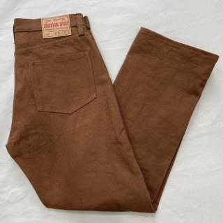 <img class='new_mark_img1' src='https://img.shop-pro.jp/img/new/icons6.gif' style='border:none;display:inline;margin:0px;padding:0px;width:auto;' />Vintage 40's XX Style Pants Brown
