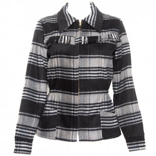 <img class='new_mark_img1' src='https://img.shop-pro.jp/img/new/icons6.gif' style='border:none;display:inline;margin:0px;padding:0px;width:auto;' />Fringed Fiesta Jacket