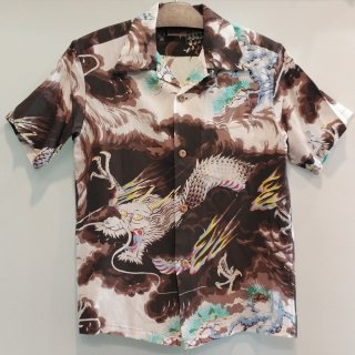 "<img class='new_mark_img1' src='https://img.shop-pro.jp/img/new/icons6.gif' style='border:none;display:inline;margin:0px;padding:0px;width:auto;' /> RAYON HAWAIIAN SHIRT ""DRAGON"" S/S"