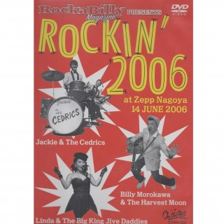 ROCKIN' 2006 at Zepp Nagoya 14 JUNE 2006