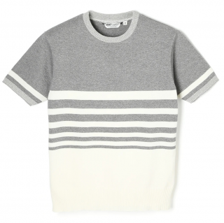 <img class='new_mark_img1' src='https://img.shop-pro.jp/img/new/icons6.gif' style='border:none;display:inline;margin:0px;padding:0px;width:auto;' />Border Summer Sweater