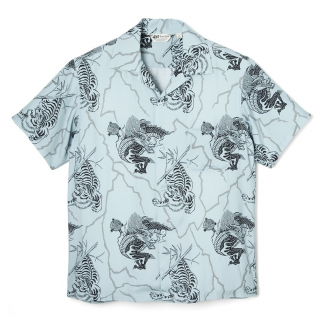 <img class='new_mark_img1' src='https://img.shop-pro.jp/img/new/icons6.gif' style='border:none;display:inline;margin:0px;padding:0px;width:auto;' />Tiger & Dragon Rayon Shirt