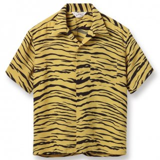 "<img class='new_mark_img1' src='https://img.shop-pro.jp/img/new/icons6.gif' style='border:none;display:inline;margin:0px;padding:0px;width:auto;' />HIGH DENSITY RAYON OPEN SHIRT ""TIGER""  S/S"