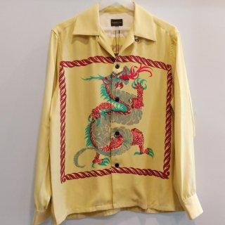 1950's Vintage Style Rayon Shirt
