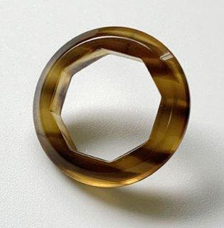 Acetate Scarf Ring