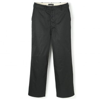 Milfolk CG Trousers -Black-