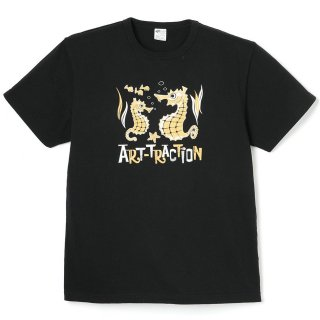 <img class='new_mark_img1' src='https://img.shop-pro.jp/img/new/icons6.gif' style='border:none;display:inline;margin:0px;padding:0px;width:auto;' />Sea Horse S/S T-Shirt