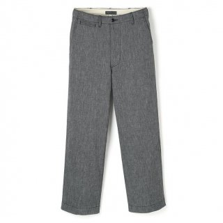 <img class='new_mark_img1' src='https://img.shop-pro.jp/img/new/icons6.gif' style='border:none;display:inline;margin:0px;padding:0px;width:auto;' />Milfolk SC Trousers -Covert Black-