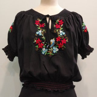<img class='new_mark_img1' src='https://img.shop-pro.jp/img/new/icons6.gif' style='border:none;display:inline;margin:0px;padding:0px;width:auto;' />30s Peasant Blouse