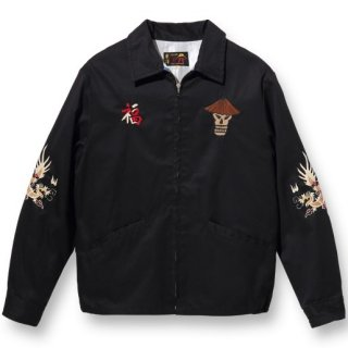 """<img class='new_mark_img1' src='https://img.shop-pro.jp/img/new/icons6.gif' style='border:none;display:inline;margin:0px;padding:0px;width:auto;' />Late 1960s Style Cotton Vietnam Jacket """"SKULL"""""""