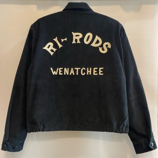 <img class='new_mark_img1' src='https://img.shop-pro.jp/img/new/icons6.gif' style='border:none;display:inline;margin:0px;padding:0px;width:auto;' />1940s Style Car Club Corduroy Jacket