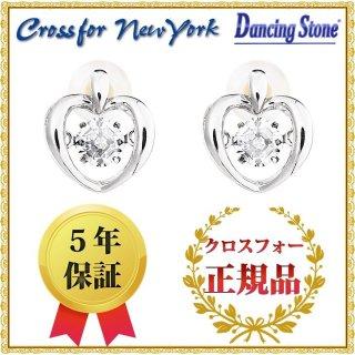 ダンシングストーン ピアス クロスフォーニューヨーク ダンシング クロスフォー 耳飾り NYE-103
