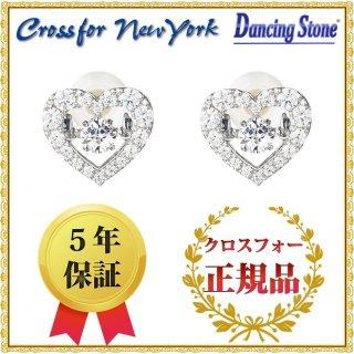 ダンシングストーン ピアス クロスフォーニューヨーク ダンシング クロスフォー 耳飾り NYE-114