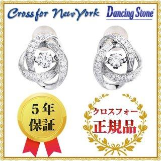 ダンシングストーン ピアス クロスフォーニューヨーク ダンシング クロスフォー 耳飾り NYE-116