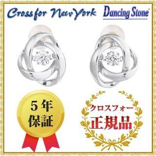 ダンシングストーン ピアス クロスフォーニューヨーク ダンシング クロスフォー 耳飾り NYE-117