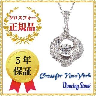 ダンシングストーン ネックレス クロスフォーニューヨーク ダンシング クロスフォー ペンダント NYP-527