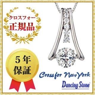 ダンシングストーン ネックレス クロスフォーニューヨーク ダンシング クロスフォー ペンダント NYP-542