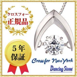 ダンシングストーン ネックレス クロスフォーニューヨーク ダンシング クロスフォー ペンダント NYP-554