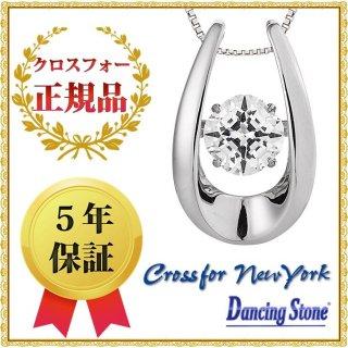 ダンシングストーン ネックレス クロスフォーニューヨーク ダンシング クロスフォー ペンダント NYP-584